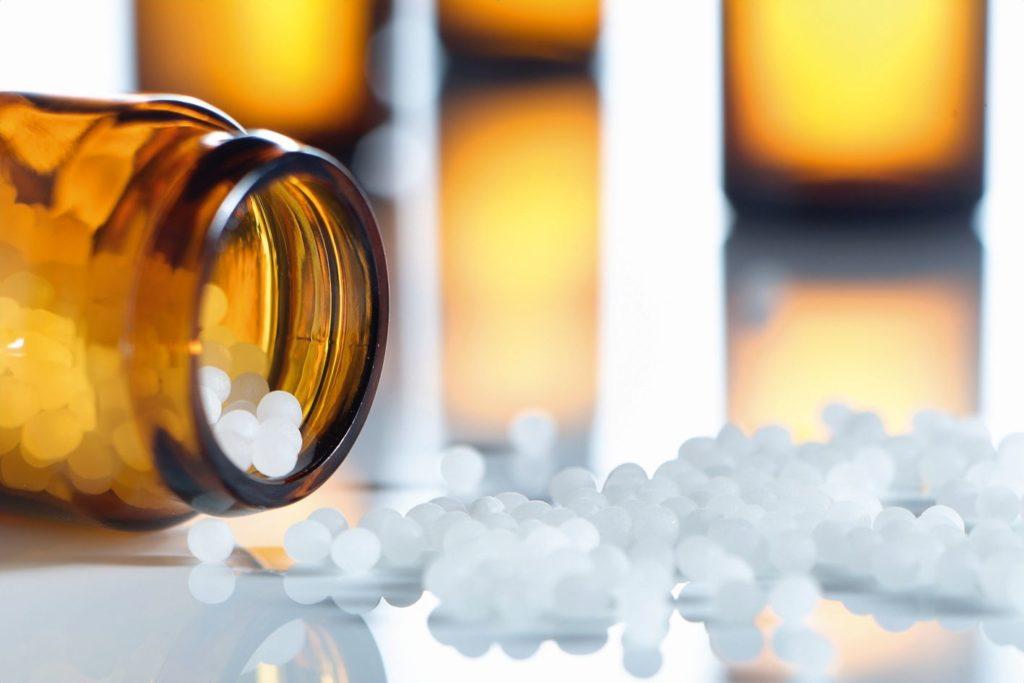 Homeopatiska läkemedel